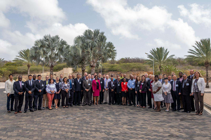 Participants in the 2019 Hurricane Committee Meeting